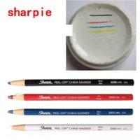 Penas de pintura de casca de W1tu China Peel Sharpie Chinese Arker Sharpie Chinês M Marker