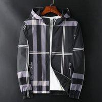 mens jacket women girl Coat Production Hooded Jackets With Letters Windbreaker Zipper Hoodies For Men Sportwear Tops Clothing#0015