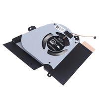 Fans & Coolings Computer Cooling For ROG Zephyrus M GU502 GPU CPU Cooler Radiator Fan DC 12V 1A