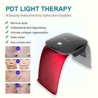 led pdt bio-light therapy red light acne machine face lamp skincare salon beauty equipment