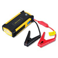 16000mah Car Jump Starter Power Bank Portable vehicle Battery Booster Charger 12V Starting Device Petrol Diesel Buster TM19B