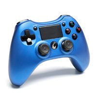Wireless Joystick Wireless Game Controller Blue tooth Gamepad For PS4 PC Android Phone TV Box PS3 Pad