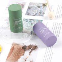 Grüne Tee Reinigung Festmaske Tief saubere Schönheitshaut Greenceas Feuchtigkeitsspendende Feuchtigkeitsspflege Gesichtsmasken Peelings T427