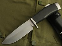 BU-CK 009 Hunting knife 5CR15MOV Blade EDC Outdoor Self-defense camping Tactical KNIFES