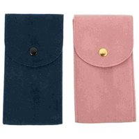 Watch Boxes & Cases 2pcs Practical Watches Storage Holder Accessories Pouch Bag