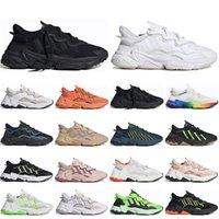 Adidas Ozweego Großhandel Männer Frauen Triple Weiß Schwarz Laufschuhe Luxus Herren Solar Rot Neon Gelb Trauben Sport Outdoor Jogging Trainer Sneaker Schuhe