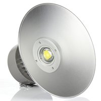 200W LED High Bay Light Warehouse Sedili industriali Apparecchio AC85-265V Baldacchino Ligitng Lampada da lavoro 2000LM