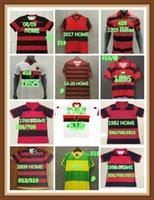 الإصدار الرجعية 1982 1983 1990 1991 Flamengo Soccer Jerseys 82 83 90 91 Camisa de Futbol Gurero Diego Football Shirt Maillot