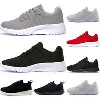 Tanjun 1.0 3.0 кроссовки для беговой ботинки Лондонские мужчины женщины бегун Трехместный черный белый красный дышащий тренер спортивные кроссовки бегая гуляя мода 36-45