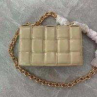 2021 mulheres desenhador de luxo sacos de ombro marca moda bolsa mini clássico genuíno couro crossbody bolsa de caviar textura cadeia chain saco