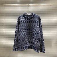 Herren Designer Pullover Hoodies Womens Casual Rundhals Langarm Sweater Paare Hohe Qualität Sweatshirt Schwarzer Größe M-2XL
