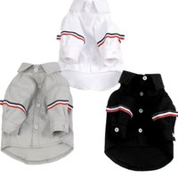 Korean Style Cat Dog Clothes For s Pet Shirts Puppy Clothing Small Medium s Shirt s Outfit Costume Bulldog