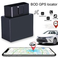 Car GPS & Accessories Locator Satellite Tracking Tracker Vehicle OBD Burglar Alarm No Need Install Real Time With SOS Geo-Fence