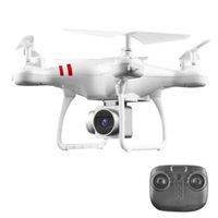 طراز البسيطة بدون طيار لعب 24 دقيقة بطارية طويلة الارتفاع حاصل الهاتف المحمول wifi hd 720p / 1080p التصوير الجوي usav fpv quadcopter