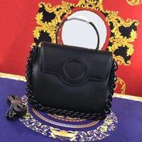 BAGNA DONNA DONNA DI ALTA QUALITÀ Fashion Branzing Cinturino in pelle portatile portatile tracolla rimovibile shopping di nozze grande capacità 25 x 15 * 22 cm