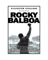 Rocky Balboa Movie Poster Painting Print Home Decor Framed Or Unframed Photopaper Material