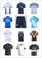 جديد 2019 2020 2020 2021 فيجي الركبي الفانيلة NRL Rugby League Jersey 19 20 21 Shirts S-5XL