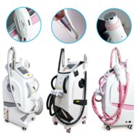 2021 NEWEST 3IN1 High power Professional hair removal IPL SHR OPT machine Picosecond Laser Spot tattoo remova Facial radio frequency RF Nd yag Beauty Salon equipment