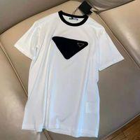 여성 T 셔츠 문자가있는 셔츠 BUNDGE 패턴 티즈 라운드 넥 레이디 클래식 탑스 outwears 여름 Tshirts 아시아 크기 S-L