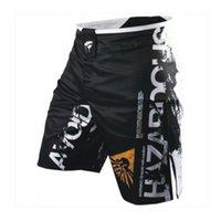 Suotf мужские короткие шорты для борьбы MMA Fighting Muay Thai Kick Boxing Fitness Kickboxing Muay Thai Boxeo