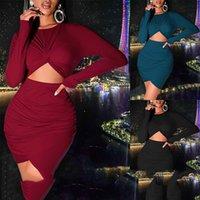 Элегантная модная талия полоса вырезать платье для женщин с длинным рукавом драпированные бидиконтные мини-платья шикарные пакет пакет бедра короткий халат