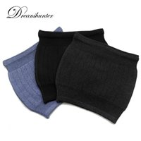 Knitting Waist Wool Cashmere Belt Breathable Winter Warm Healthy Ultra-thin Body Shape Abdomen Protecting Support