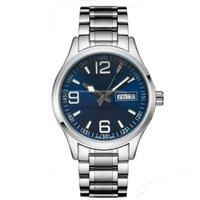 Luksusowe męskie Zegarek Double Kalendarz Designer Designer Zegarki Automatyczny Ruch Mechaniczny Wristwatch Montre De Luxe Wristwatches