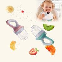 Pacifiers# Baby Feeding Accessories Fresh Fruit Food Kids Nipple Safe Milk Feeder Pacifier Bottles Teat Nibbler
