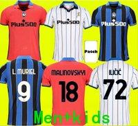 JOAO FELIX Atletico SUAREZ Madrid Fußballtrikots 2021 2022 SAUL Camisetas 21 22 LLORENTE CORREA Fußballtrikot Herren Kids Kit Komplette Uniform