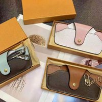 أزياء العلامة التجارية الخامس مفتاح سلسلة نظارات أكياس القضية المصممين الفاخرة حقيبة يد المفاتيح محفظة حقيبة لحالات النظارات الشمسية الحقائب 1879