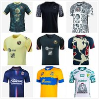 S-3XL Amerika 2021 2022 Meksika MX Liga Kulübü Uzakta Üçüncü Sarı Futbol Formaları 20 21 Kulübü 3rd Giovani Castillo Ev Futbol Gömlek Futbol Özel Üniforma En Kaliteli