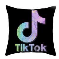 Новый Tik Tok голос джиттеров тикток подушка подушка подушка полиэфирное подушка диван кровать бросить подушки без подушки внутри G4YWZ0V
