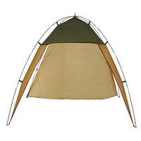 Палатки и укрытия Палатка Анти-УФ портативный приют солнечных оттенок для 3 человек, пляжный пляж зонтик на открытом воздухе навес