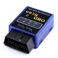 Code Readers & Scan Tools Scanner Mini Elm327 Bluetooth V1.5 Obd2 Car Diagnostic Elm Obdii 1.5 Auto Tool 2 327 V Obd For Andro E3c2