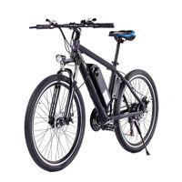 US EU Direct! Electric Bicycle M103 250W Moped MTB 26 Inch E-Bike Disc Brake 10AH 48V 25KM H Max Speed 70KM Mountain Cycling Bike High Quality