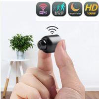 Mini Cameras 1080P Wireless WiFi Camera Video Recorder IP Cam DVR Smart Home Security Night Vision Baby Monitor Remote Surveillance
