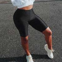 Pantaloncini da donna Kayotuas Donne Stretch Gym Gym Fitness Allenamento Pantaloni Estate Slim Sport Skinny Streetwear Streetwear all'aperto Bottoms