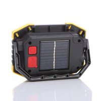Solarenergie LED Arbeitsleuchte USB-Ladekampierlampe Tryc889 Tragbare Laternen