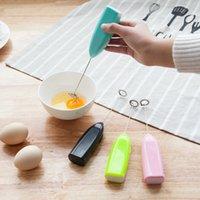 Mini Elektrikli Kolu Karıştırıcı Yumurta Çırpıcı Mutfak Araçları Çay Süt Froother Çırpma Mikser Hızlı ve Verimli Yumurta Blender FHL409-WY1589
