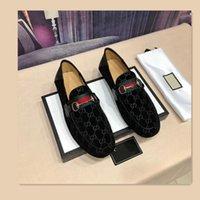 Ключевые Дизайнеры Установить Пешеходные Официальные Обувь Обувь Натуральная Кожа Плоский Бизнес Узор Досуг Shoess Черный Коричневый Плед Офис Shoesss
