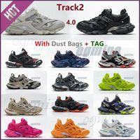 chaussures hommes balenciaga balenciaca balanciaga 2021 spiridon caged Casual runner shoes Metallic Silver Lemon Venom Pistachio Frost Track  womens mens trainers sports sneakers