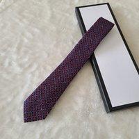 العلاقات الرجال الأنيقة 8.0 سنتيمتر العلاقات الحريرية عالية الجودة غزل مصبوغ الحرير التعادل العلامة التجارية الرجال الأعمال التعادل مخطط التعادل هدية مربع