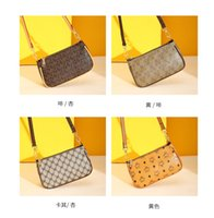 With Box Classic Marmont Shoulder Bags Top Quality Genuine Leather Crossbody Multi-color Multi-style Women Fashion Luxurys Designer Bag Key Chain Coin Purse Color x7