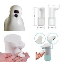 Inducción automática espuma jabón dispensador sensor inteligente ahorro de energía lavadora de mano para baño cocina sin contacto pulido apagado lavado de manos Máquinas 67 15BL B3