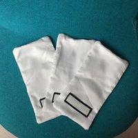 أبيض إلكتروني مجوهرات تغليف حقيبة الأزياء الحقائب والمجوهرات مع ختم هدية عرض أسعار الجملة جودة عالية
