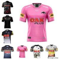 20-21 Pantrith Panthers Indígena Rugby Jerseys 2020Home Jersey Tapete Nacional por Liga Austrália NRL Camisas Tamanho S-5XL