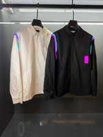 Мужская и женская модная хлопковая куртка Sportswear Design Теплый наклеиватель на молнии Epault бейсбол тонкий повседневный куртки