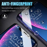 Ceramics Film For Huawei Mate 20 Nova 4 3 Y9 P Smart 2021 Full Cover Screen Protector Honor 9 8X P30 P20 Lite Soft Glass Cell Phone Protecto