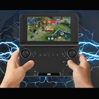 GPD XD Plus With Box Wireless Bluetooth Handheld Video Game 32G Android 7.0 4GB 32GB 4K For Android TV BOX PC Retro Video Game