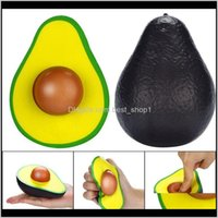 Favor Event Festive Party Supplies Home Garden Drop Delivery 2021 Squishies Simulated Avocado Slow Rising Scented Stress Relief Toys Cute Dol